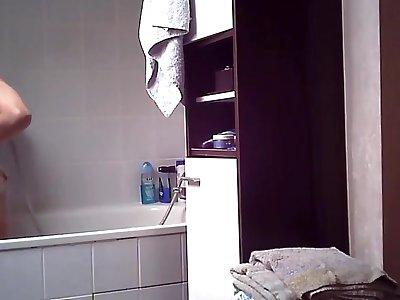 Bathroom Teenage Loveliness Aylie 0716